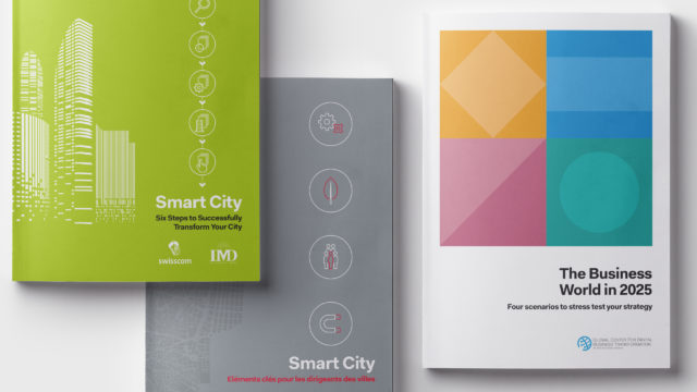 IMD editions Smart City cover