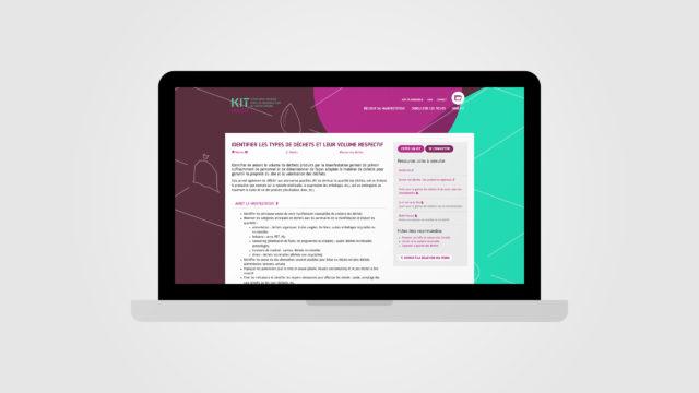 Kit-Manif site web
