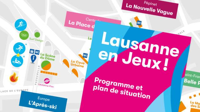 Lausanne en Jeux - Programme