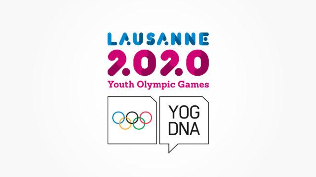Lausanne2020 - Emblème