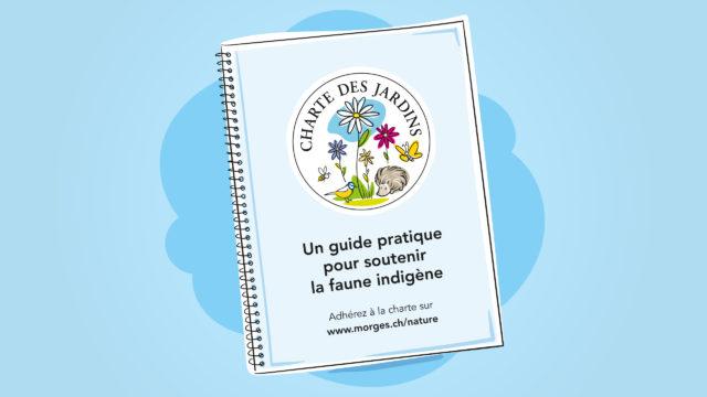 Région Morges – Charte des Jardins
