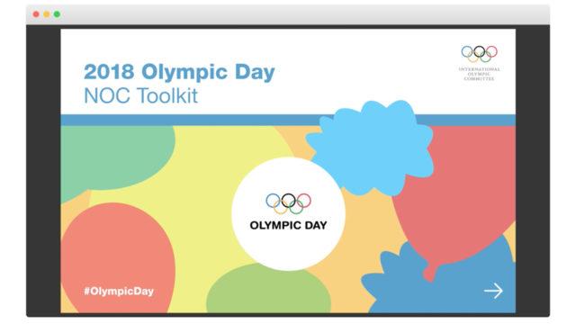 Comité International  Olympique – Toolkit