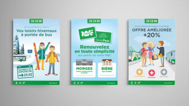 MBC – Campagnes de communication