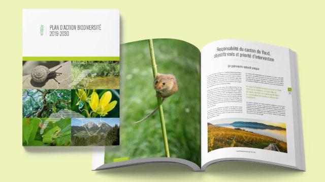 Vaud DGE - Stratégie Biodiversité Vaud 2019-2030