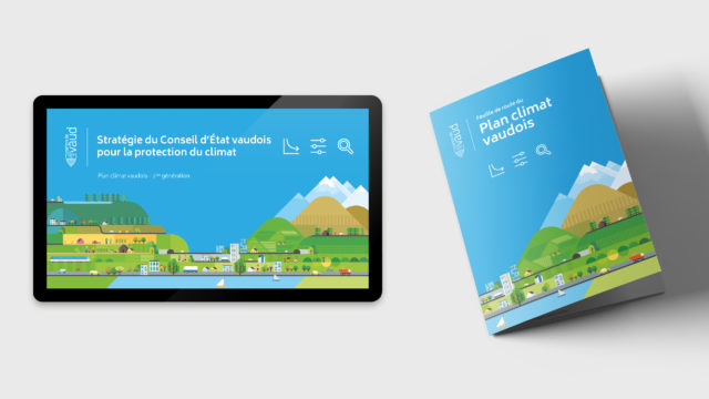Vaud DGE - Plan climat vaudois