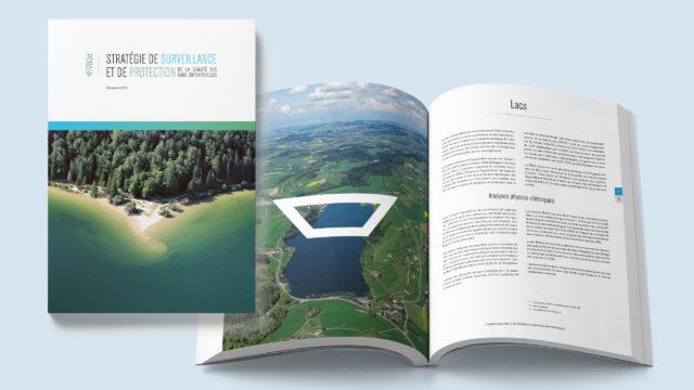 Vaud DGE - Stratégie de surveillance de l'eau