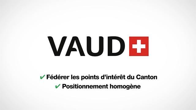 Marque Vaud - vidéo branding