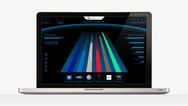 IMD edition interactive Autonomous vehicles