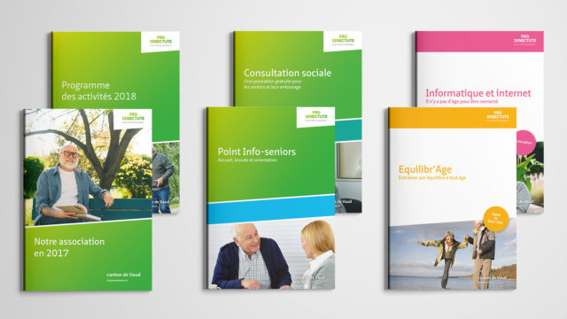 ProSenectute - Publications